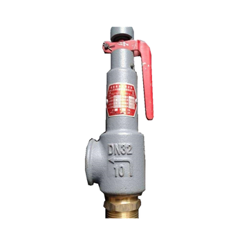 pressure reducing relief safety valve