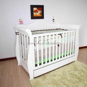 Deluxe 3 En 1 Bebé Trineo Cuna/cama De Bebé/cuna - Buy Product on ...