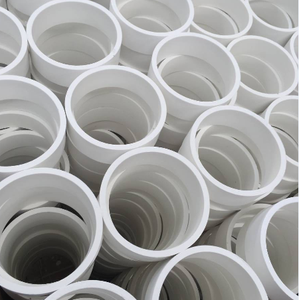 High density impact resistant alumina ceramic lining pipe.