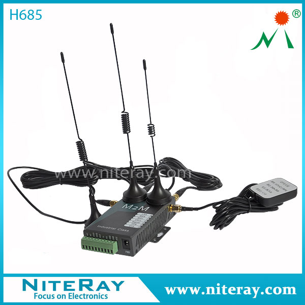 Industrial 3g router RJ45 Huawei with vpn server