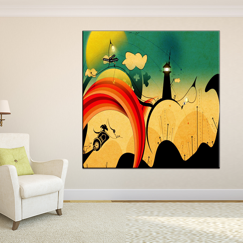 Abstract Canvas Painting Ideas Wholesale, Abstract Suppliers - Alibaba