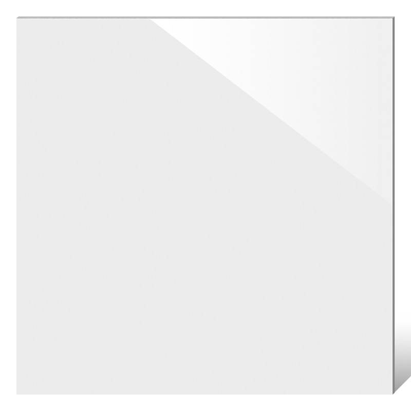 60x60cm 80x80cm 100x100cm Modern white Full Polished Glazed Porcelain Tile
