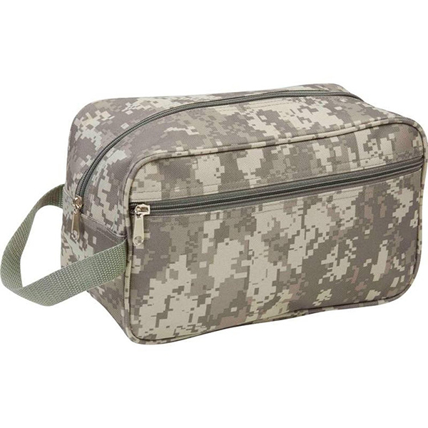 Acu Camouflage Army Military Men Toiletry Bag Hot S Travel With Hanger Inside