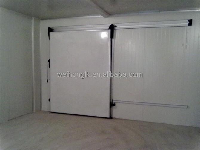 Puerta corredera para c mara frigor fica habitaci n for Puertas monoblock precio