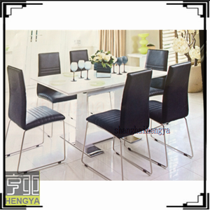 Restaurant dining room tables and chair set