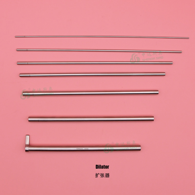 Surgical Urology Male urethral Dilator With Different Length