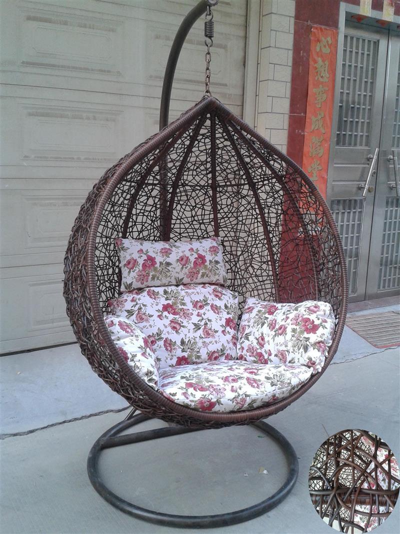 online kaufen gro handel rattan schaukel h ngesessel aus china rattan schaukel h ngesessel. Black Bedroom Furniture Sets. Home Design Ideas