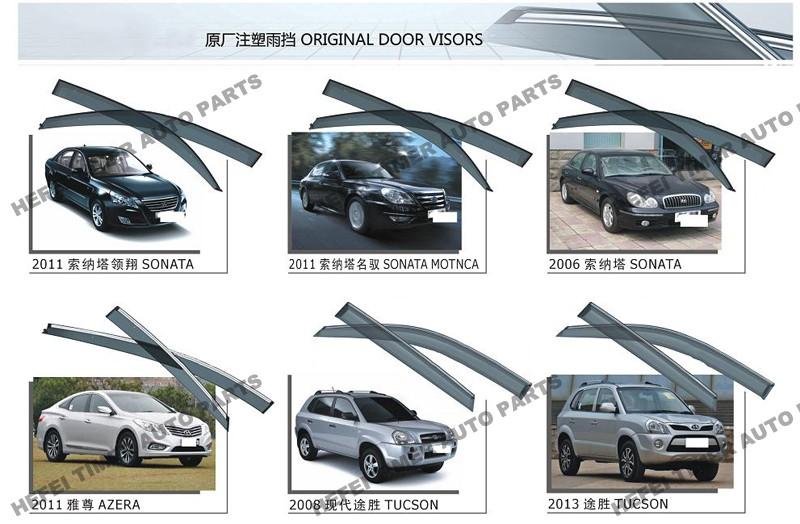 100 Quality Guaranteed Ix 35 Auto Window Visor Custom Exterior Car Accessories Buy Car