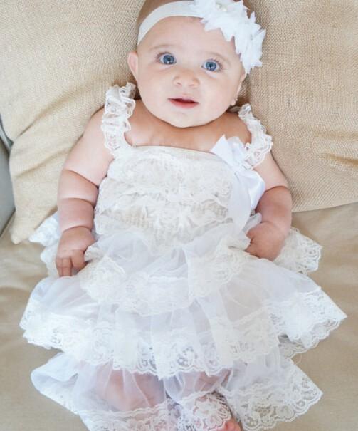 226eed2428c33 Z89194A robe bébé vêtements nouveau-né robes de fête bébé filles robes robe  de baptême