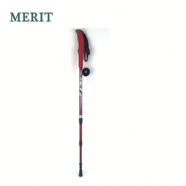 China OEM/ODM factory price adjustable walking stick, trekking stick aluminium, switch walking stick