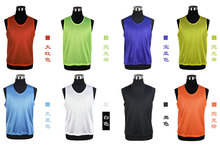 Sports Pinnies, Adult Scrimmage Training Vests, soccer mesh Bibs