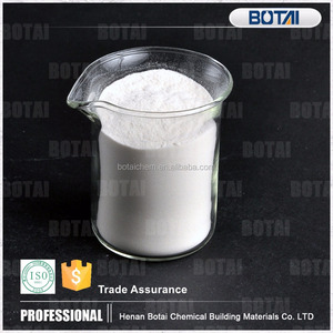 construction chemical wall putty raw material hpmc ingredients for building material chemical