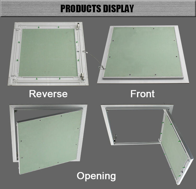 Ceiling Control Aluminum Access Panel With Plasterboard Buy