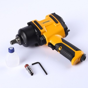 Pneumatic impact wrench Industrial grade small wind gun tire bolt wrench Wind gun pneumatic tool