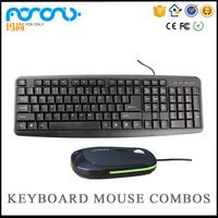 For Only Gaming Gadget 2016 Innovative USB Keyboard and Mouse Combo Wholesale