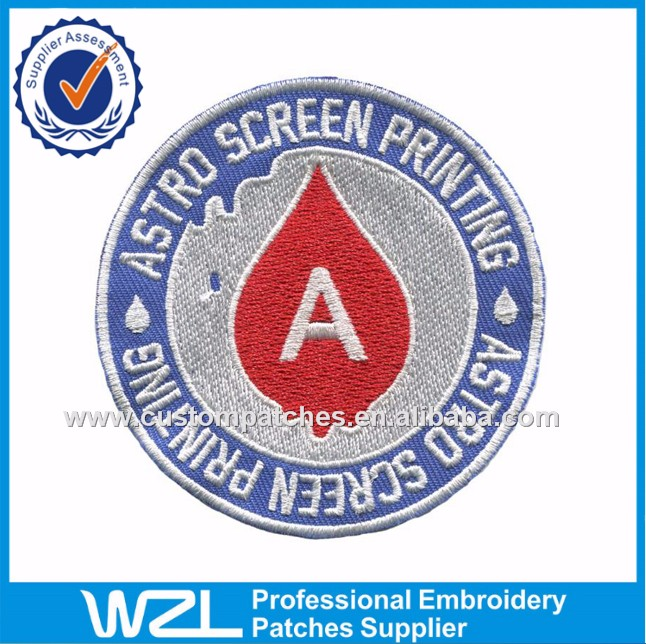 Iron On Letters Patches DesignBrand Logo Patch For Sale To Custom Embroidery Badge - Buy ...