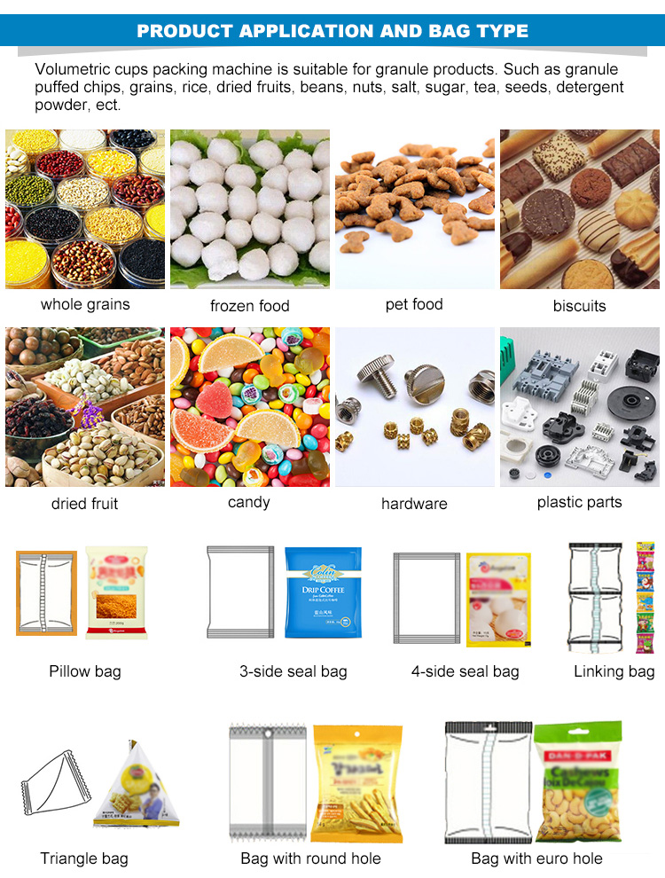 Zhien Peanut and Cashew Nut Flow Packaging Machine Price In Spain