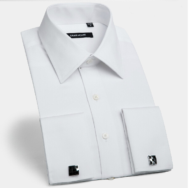 Shop for men's french cuff dress shirts online at Men's Wearhouse. Browse the latest french cuffed shirt styles & selection for men. FREE Shipping on orders $99+.