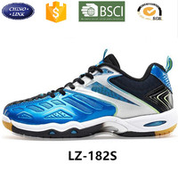 2017 New professional Training Hard-Wearing Anti-Slippery Lace-Up Light Sneaker Badminton shoes men Tennis Sports man Shoe