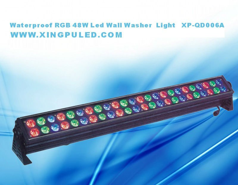 48W High power Led Wall Washer, Waterproof IP65, Project quality