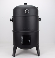 2016 New Outdoor Barbecue Smoker Grill Garden Charcoal BBQ Grill