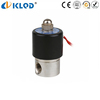 2WB Series Mini 12 Volt Stainless Steel Solenoid Valve