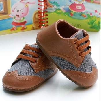 Zm22184a Spring Newborn Baby Toddler Shoes Fashion Smart Kids