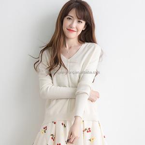 best design wear comfortably women 100% wool sweater bangladesh
