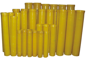 Amazing quality display shell fireworks mortar tubes