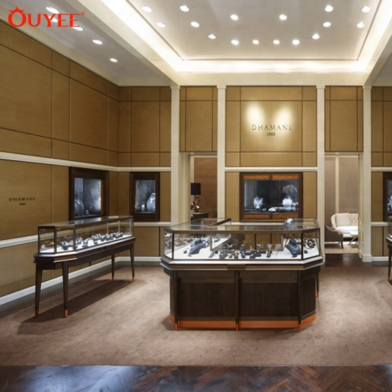 Luxury Retail Interior Design Ideas Jewellery Shops / Retail ...