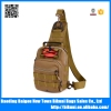 Outdoor sport travelling sling military bag chest bag for wholesale