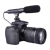 YELANGU Microphone for Camcorders Camera DSLR DV  Interview