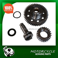 High Performance CG125 Motorcycle Camshaft Gear Assy (cam shaft, timing gear, driven gear)