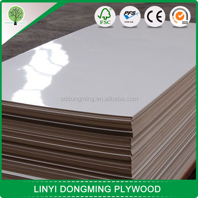Manufacturer directly supply russian birch plywood/hpl plywood in china