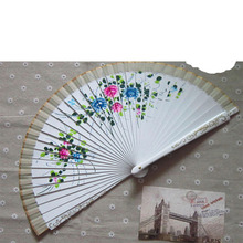 Factory direct manual bamboo hand fan ribs