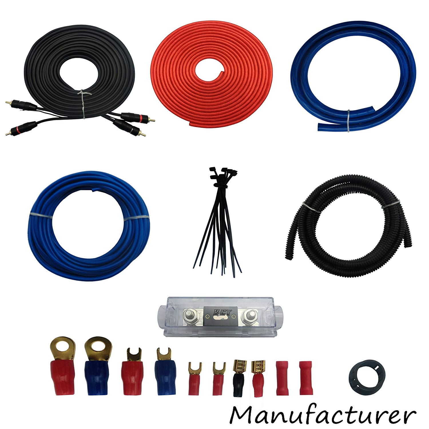 Cheap 4 Ga Amp Wiring Kit Find Deals On Line At Gauge Amplifier Get Quotations Install Complete Installation Cables 3000w