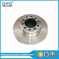 Best Quality Factory price Euro truck spare parts oem 9434210312 brake disc rotor for MB ACTROS