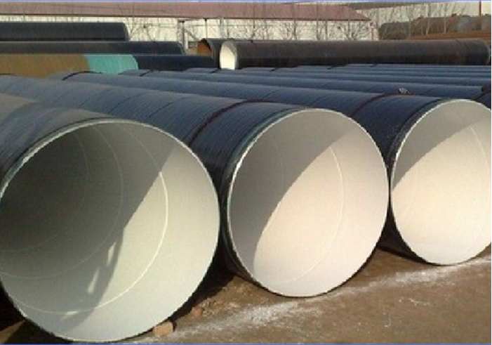 high hardness LSAW/ SSAW spiral round welded steel pipe used for oil and gas transport