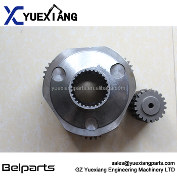 Excavator Spare Parts 20t Sun Tooth Carrier Assy 2 Xkaq-00226 Sun Gear For  Digger R210-7 - Buy Excavator Swing Gear,Gears For Small Mechanisms,Gear