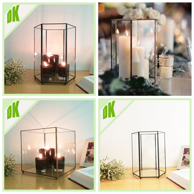 Mix & Match Tabletop Glass Fireplace Indoor Outdoor