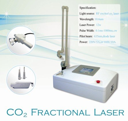 Wholesale CO2 Laser with Trixel Fractional Scanner Direct from Manufacturer Factory