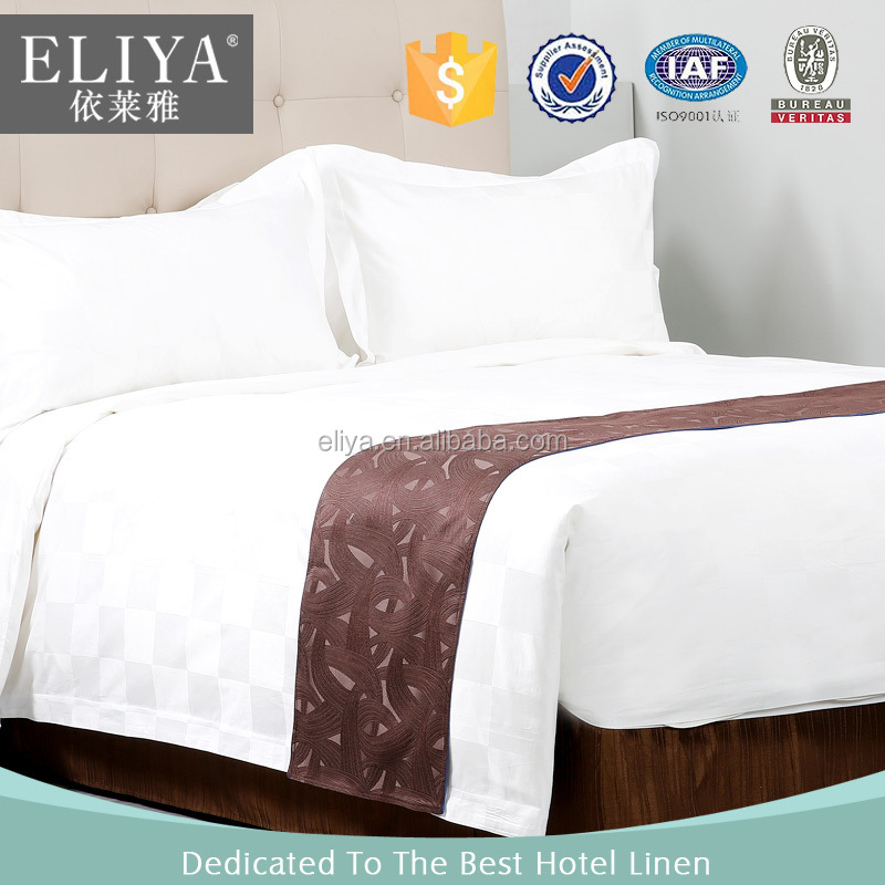 Pretty Cotton Hotel Bed Linen With Duvet Cover Sets