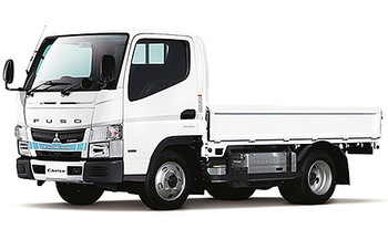 Mitsubishi Canter 2014 2015 - Buy Mitsubishi Canter Carry Pick Up 3