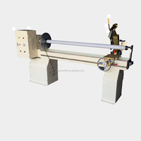 KW-706 1''-6' foamed tape Manual Round-knife Cutting Machine