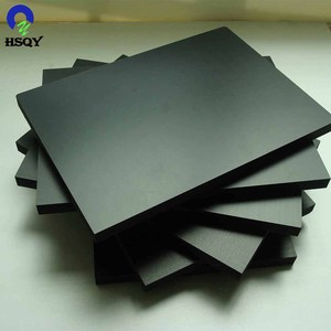 Advanced technology black pvc eva foam board with free samples