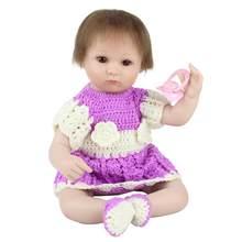 Кукла реборн NPK Bebes, Реалистичная мягкая силиконовая кукла реборн, Com Corpo De Silicone Menina, детские куклы, рождественский подарок, кукла Lol(Китай)