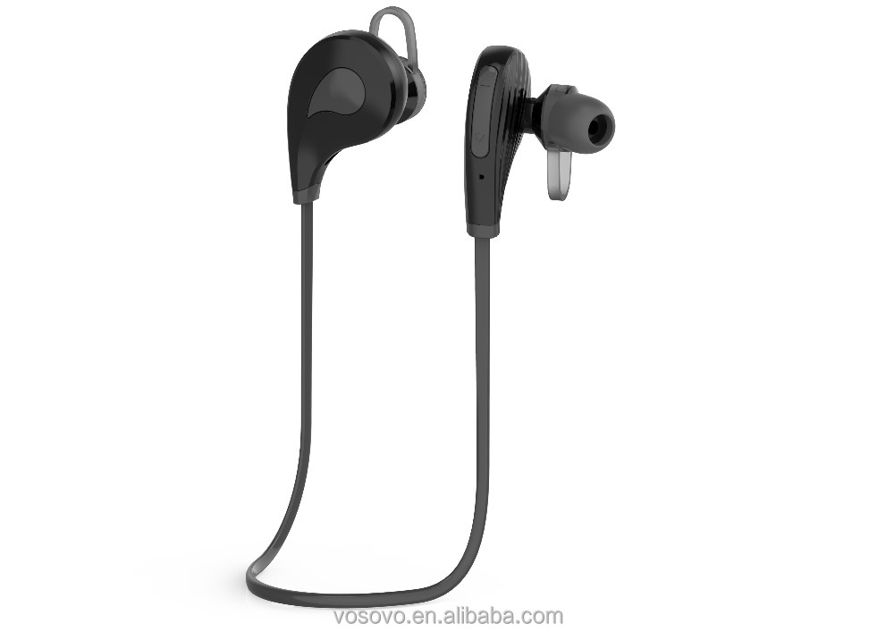 VOSOVO Brand Stylish Hands free In-ear Design Headset Wireless Mini Bluetooth Earphones
