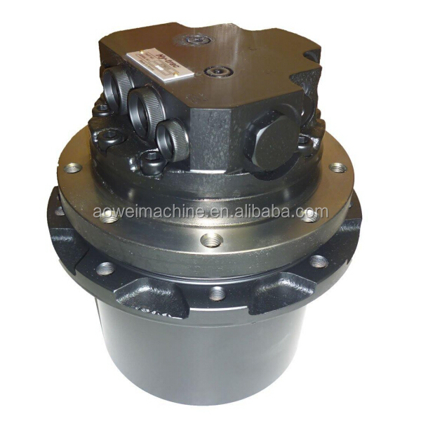 PC40MR-2 Mini excavator final drive and travel motor,complete unit,replace part number:22M-60-21301,