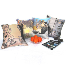 Wholesale Woven Fabric Cushion Cover