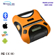 WOOSIM WSP-I350 Portable pos thermal mini ticket printer 80mm receipt printing machine with IOS Bluetooth and wifi